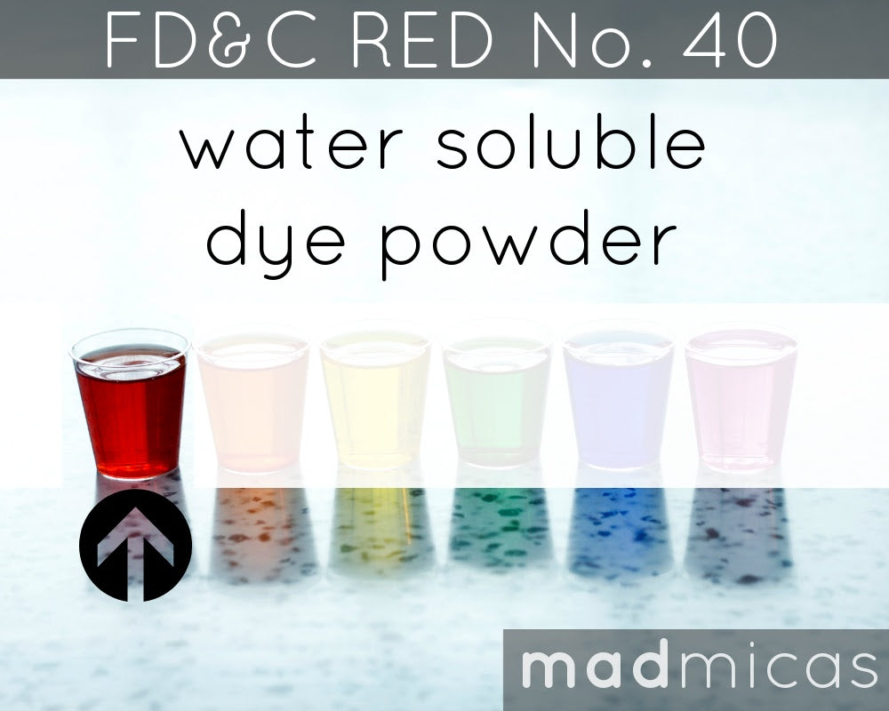 FD&C Red No. 40 Dye