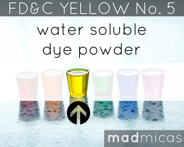FD&C Yellow No. 5 Dye