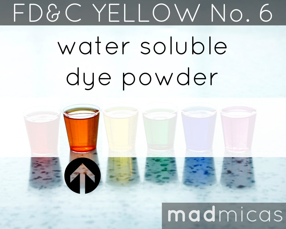 FD&C Yellow No. 6 Dye