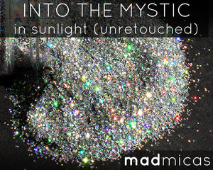 Into The Mystic Biodegradable Holo Glitter in the Sun