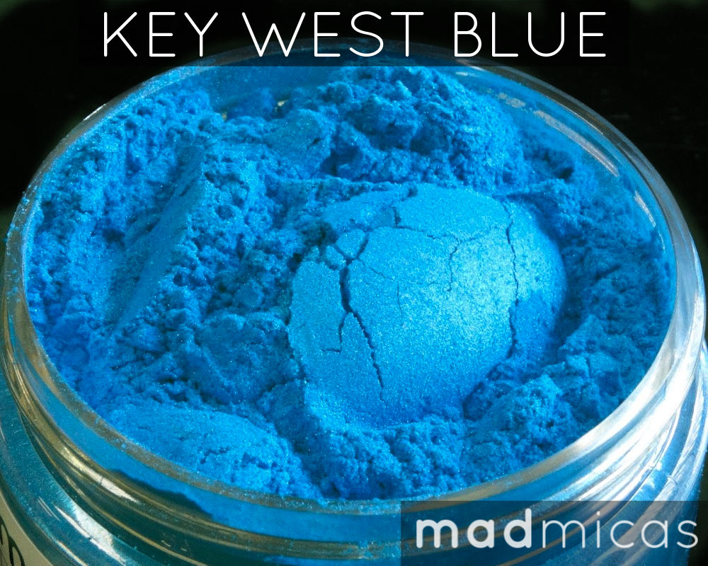 Key West Premium Blue Mica