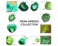 Mean Greens Collection