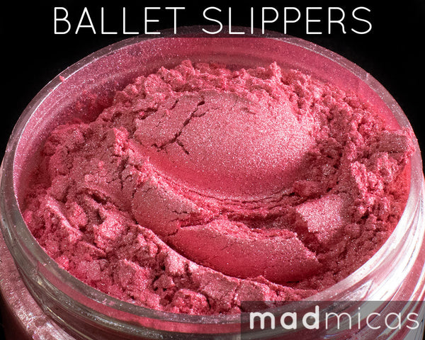 Ballet Slippers Premium Pink Mica