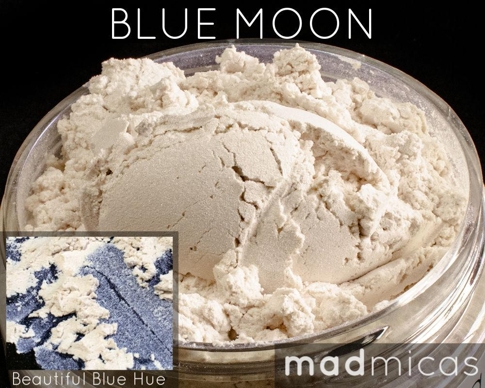 Blue Moon Premium White Mica