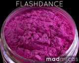 Flashdance Premium Purple-Pink Mica