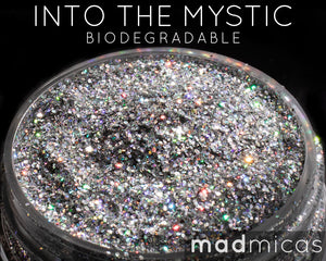 Into The Mystic Holographic Biodegradable Glitter