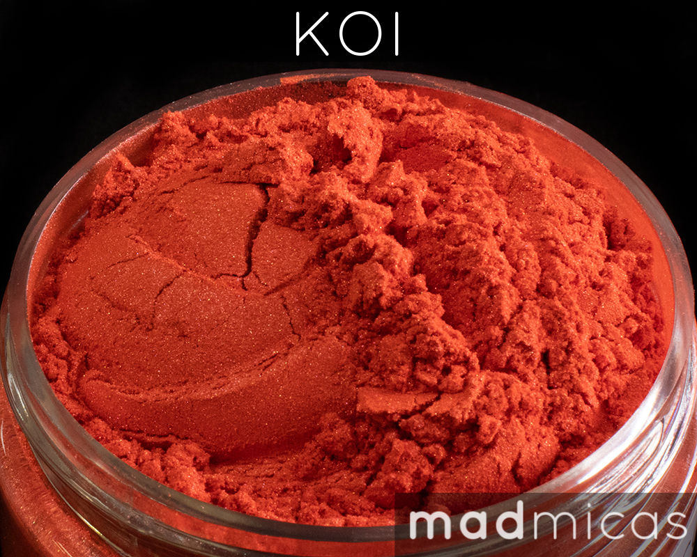 Koi Premium Orange Mica