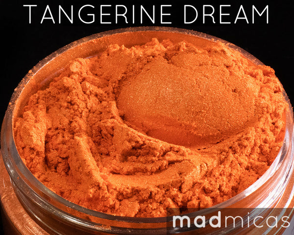 Tangerine Dream Premium Orange Mica