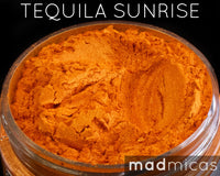 Tequila Sunrise Premium Orange Mica
