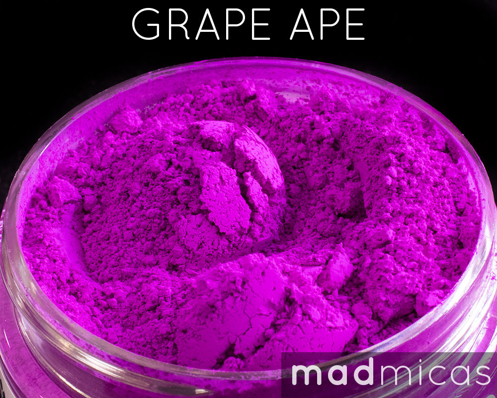Grape Ape Premium Neon Purple Pigment