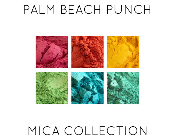 Palm Beach Punch Premium Mica Collection
