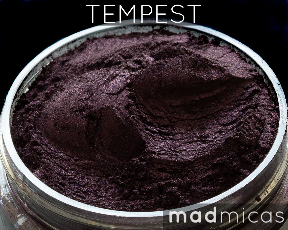 Tempest Premium Dark Purple Mica