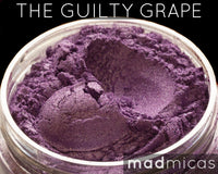 The Guilty Grape Premium Purple Mica