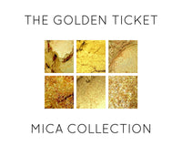 The Golden Ticket - Premium Gold Mica Collection