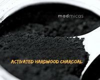 Activated Hardwood Charcoal Powder