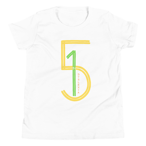 Kid's 1-in-5 Short Sleeve T-Shirt