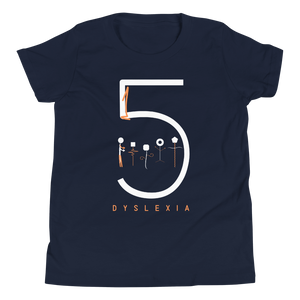 1-in-5 Youth Unisex Short Sleeve T-Shirt