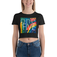 Load image into Gallery viewer, Women's One-in-Five Crop Tee