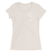Load image into Gallery viewer, Women's 1-in-5 Short Sleeve T-shirt