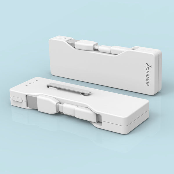 PowerClip top and side view