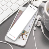 PowerStick III portable phone charger, lifestyle setting