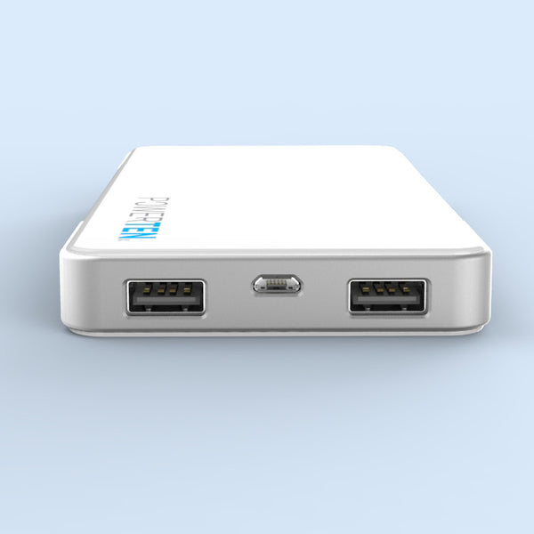 PowerTen 1.0 and 2.0 USB ports