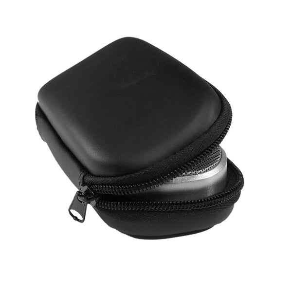 PowerSound Mini in black shock-proof travel case