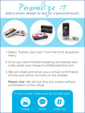Instructions for personalizing your PowerStick III