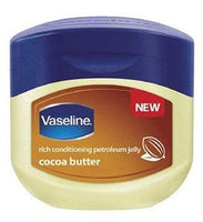 VASELINE - PETROLEUM JELLY 100 ML - COCOA BUTTER - 12CT/UNIT