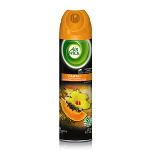 AIR WICK - AIR FRESHENER 8 OZ - HAWAII - 12CT/CASE