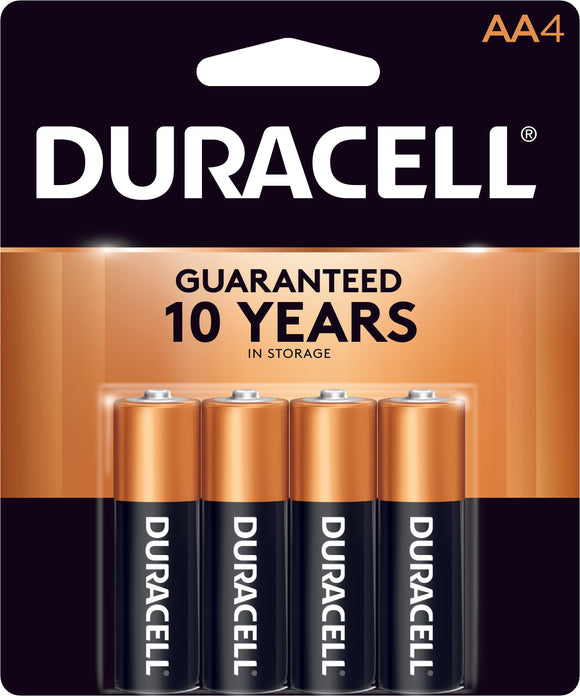 DURACELL - AA4