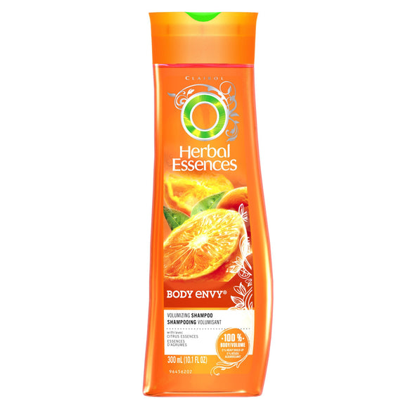 HERBAL ESSENCES SHAMPOO + BONUS DRY SHAMPOO - BODY ENVY - 300 mL