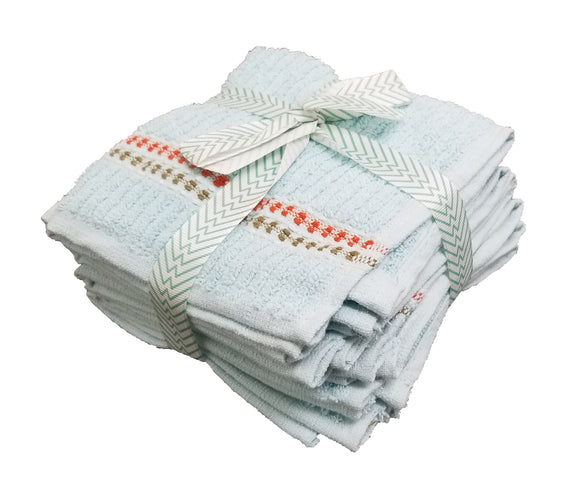 6PK CLEANING CLOTH - Size 12