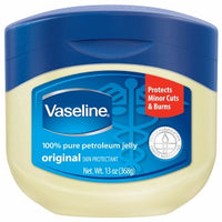 VASELINE - PETROLEUM JELLY 250 ML - ORIGINAL - 12CT/UNIT
