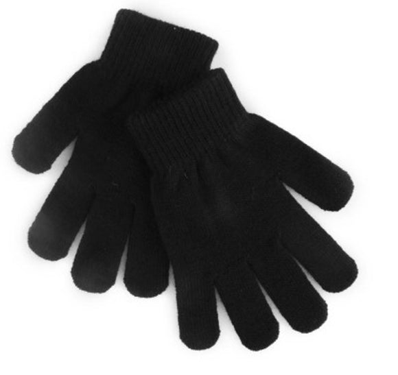 MAGIC GLOVES LADY BLACK (WINTER) 24/144 CASE