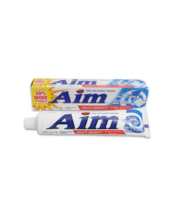 AIM - BAKING SODA - CAVITY PROTECTION PASTE 5.5 OZ - 12CT/UNIT