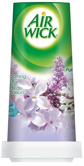 AIR WICK - SOLID 7 OZ - BLOOMING LILAC - 12CT/CASE