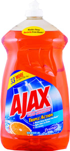 AJAX - DWL - ORANGE 52 OZ - 6CT/CASE