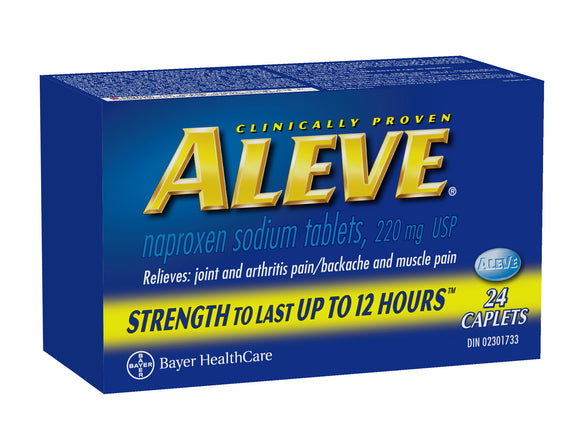 ALEVE - CAPLETS 24's
