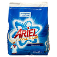 ARIEL - DETERGENT POWDER 400 G - 30CT/CASE