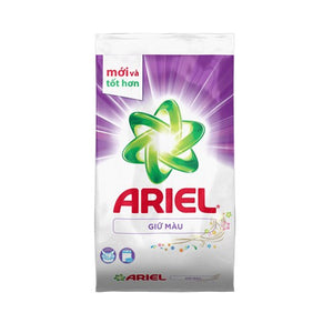 ARIEL - LAUNDRY DETERGENT 2.7 KG - RETAIN COLOR - 5CT/CASE