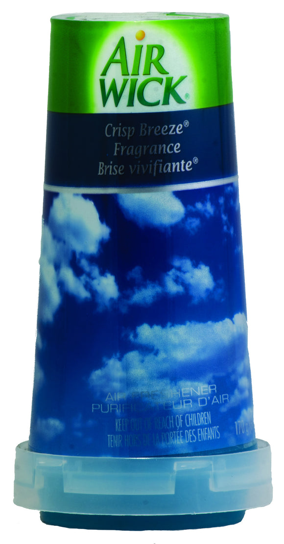AIR WICK SOLID - CRISP BREEZE 6 OZ