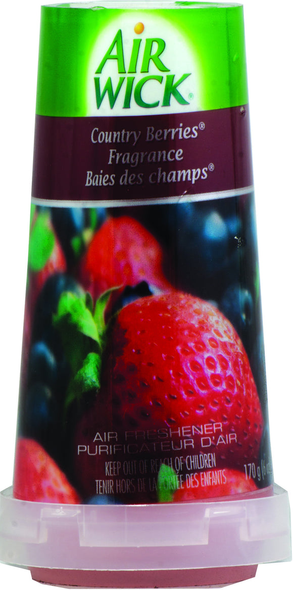 AIR WICK SOLID - COUNTRY BERRIES 6 OZ