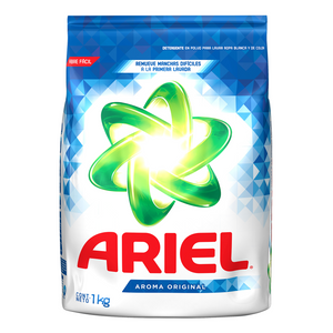 ARIEL - LAUNDRY DETERGENT 1 KG - REGULAR - 9CT/CASE