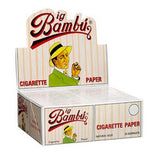 BAMBU - LARGE CIGARETTE PAPER - 50CT/BOX