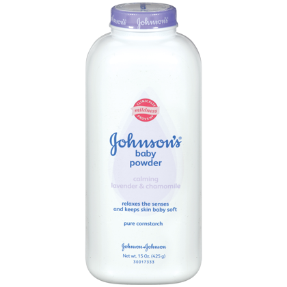 JOHNSON AND JOHNSON'S - BABY POWDER 300 G - PURPLE - 12CT/CASE