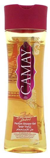 CAMAY - SHOWER GEL - 250ML - ZERLINA DUBOIS - CASE