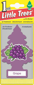 LITTLE TREES - CAR FRESHENER - GRAPE 24'S
