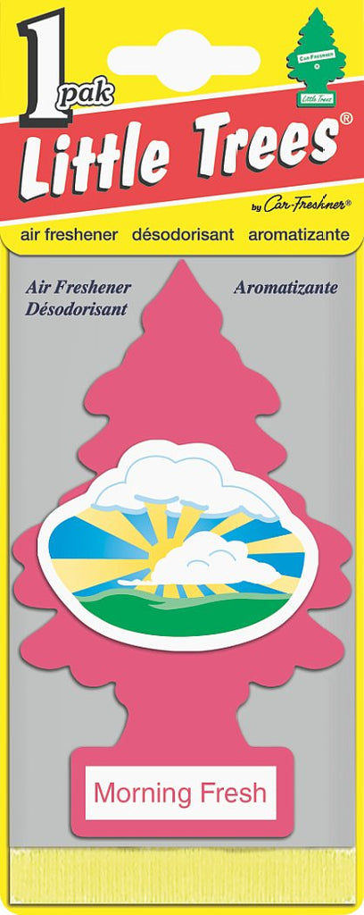 LITTLE TREES - CAR FRESHENER - MORNING FRESH 24'S