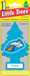 LITTLE TREES - CAR FRESHENER - POWDER 24'S